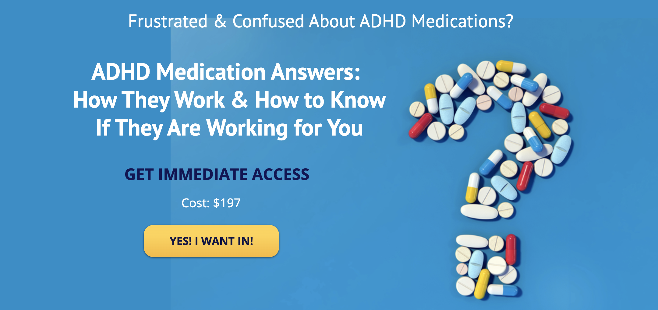 ADHD medication answers:  Get accurate, professional, expert yet understandable level of how ADHD medications work.